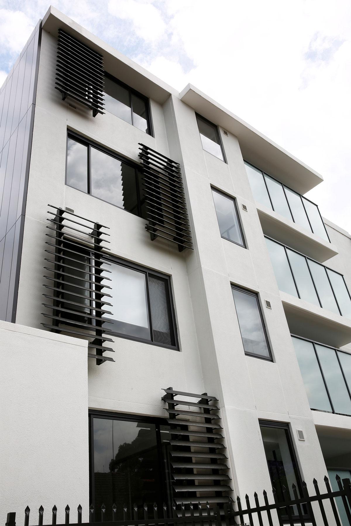 Aluminium Window System 75.SI+