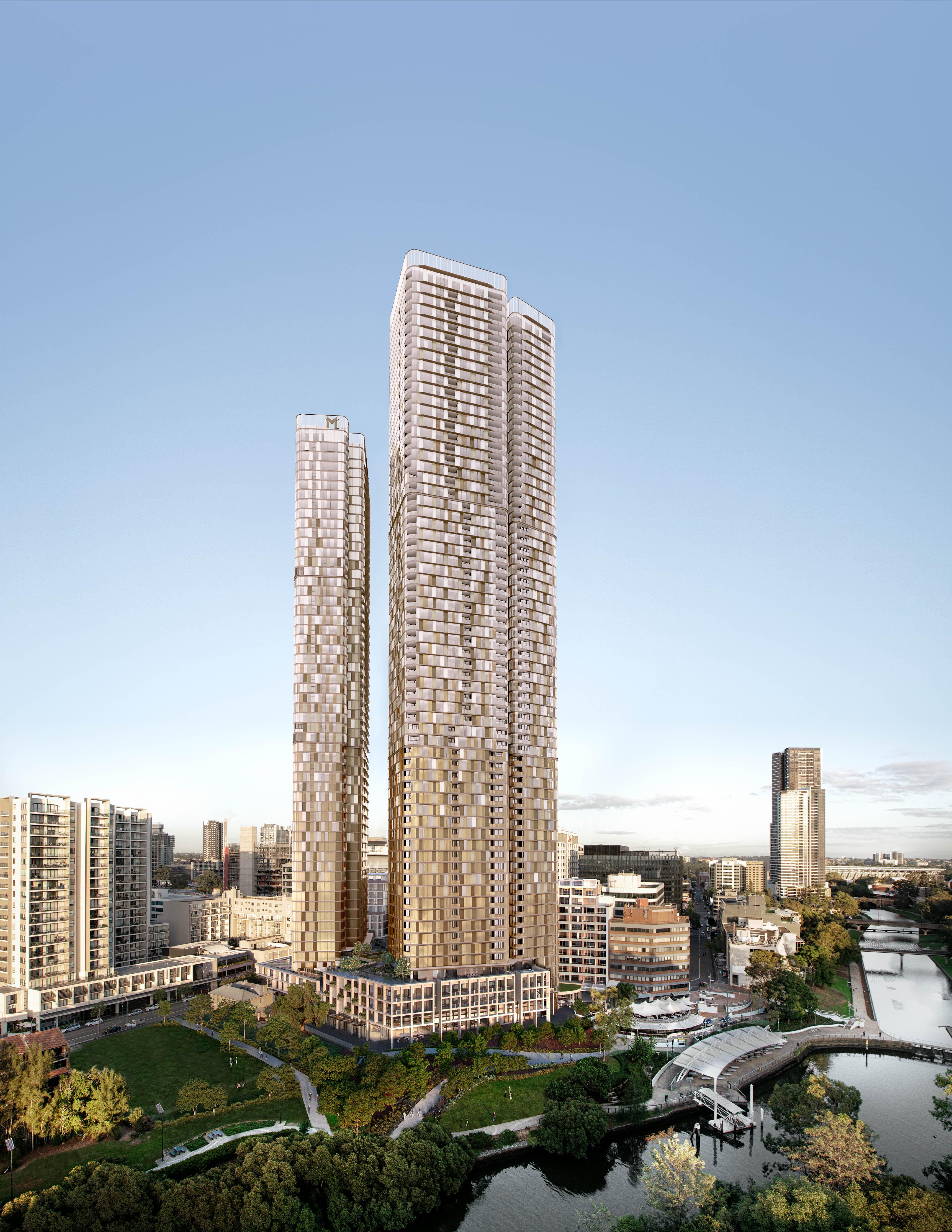 180 George, Parramatta