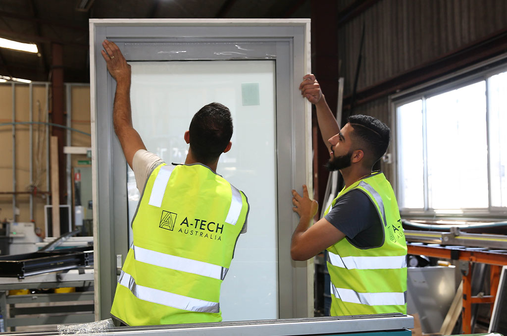 Aluminium Windows & Doors Manufacturer