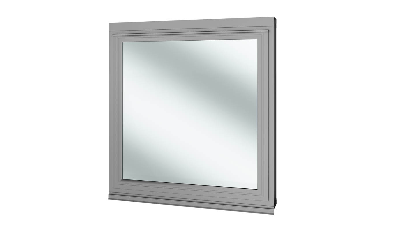 Commercial awning window – centre glazed