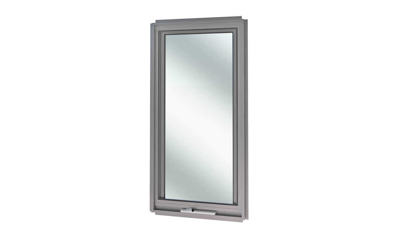 Residential awning window